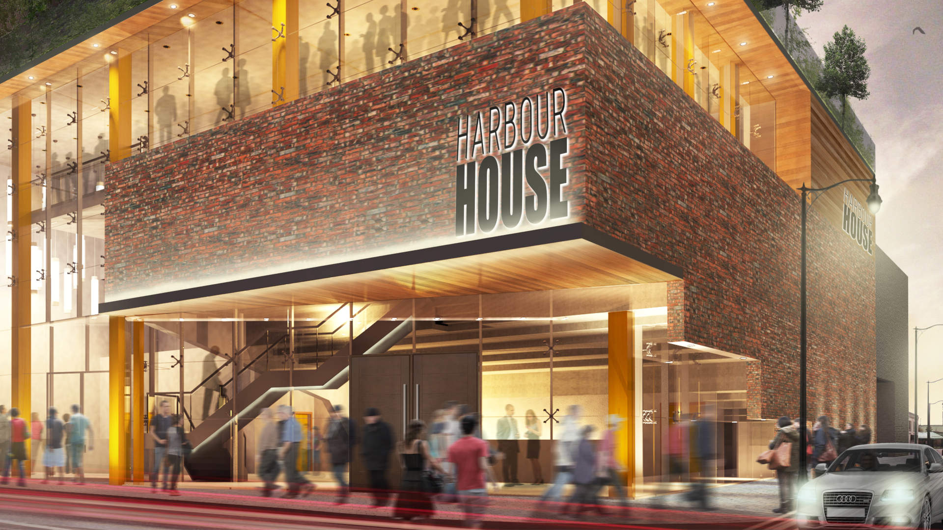 Harbour House Theatre